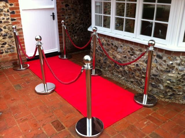 Red Carpet J Amp N Party Rentals