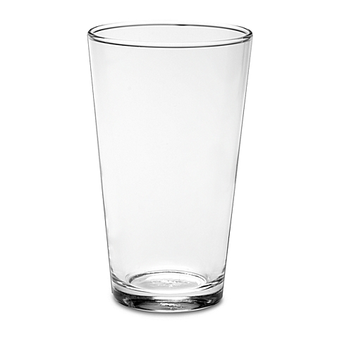 water glass 16oz j n party rentals - 16 Oz Glass